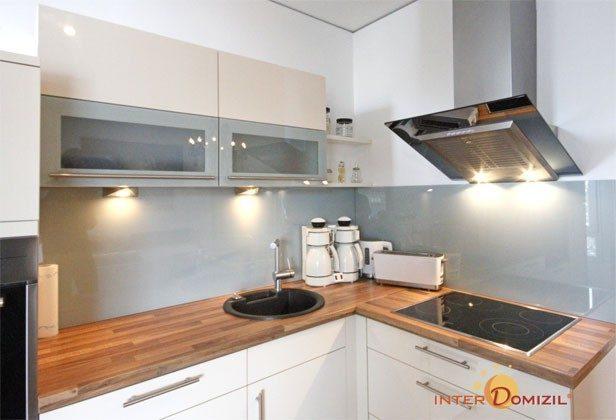 Küchenzeile Warnemünde Ferienwohnung Meeresrauschen Ref: 66143