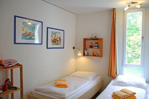 Warnemünde - Residenz im Kurpark - Ferienwohnung Haska - Kinderzimmer - Ref. 66225  - 1