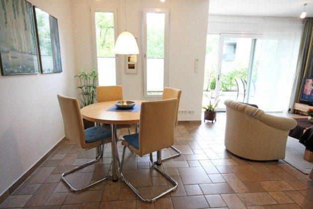 Warnemünde Residenz im Kurpark - Essbereich - Ref. 71003-1