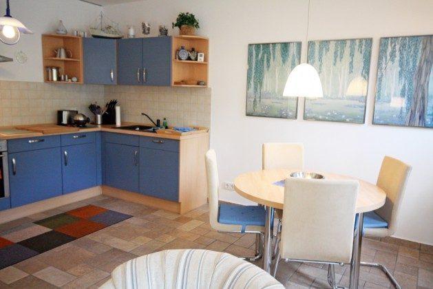 Warnemünde Residenz im Kurpark - Essbereich und Küche - Ref. 71003-1