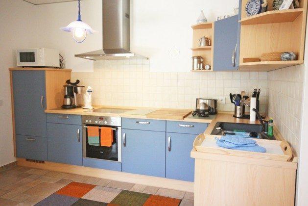 Warnemünde Residenz im Kurpark - Küche - Ref. 71003-1
