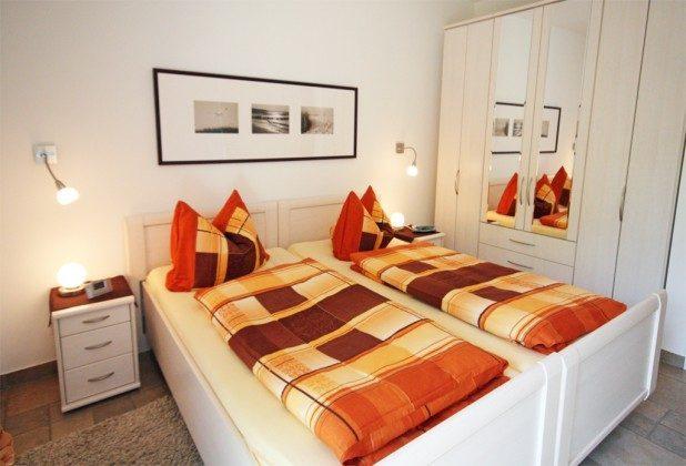 Warnemünde Residenz im Kurpark - Schlafzimmer - Ref. 71003-1