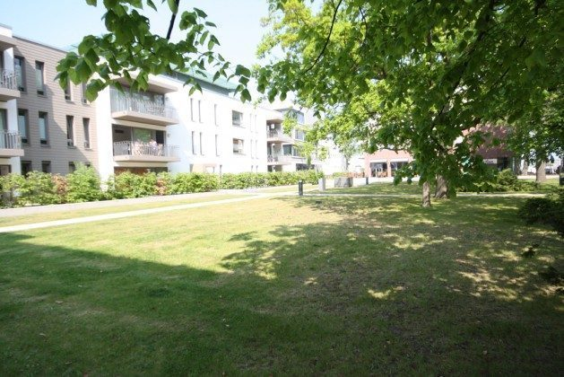 Warnemünde Residenz im Kurpark - Garten der Anlage - Ref. 71003-1