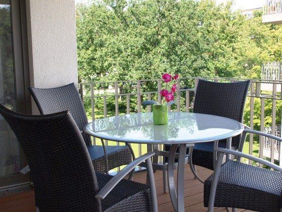 Terrasse Residenz im Kurpark