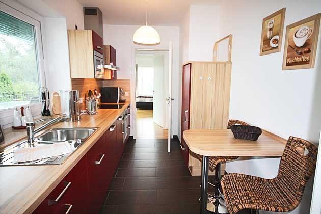 Küche - Penthouse Nautilus Ref: 96961-1 / Kurparkresidenz