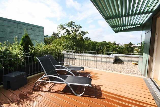 Dachterrasse Süd Penthouse Nautilus Ref: 96961-1 / Residenz im Kurpark