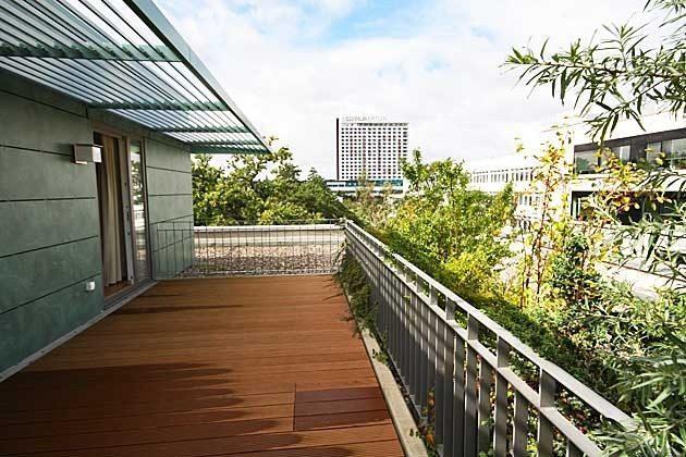 Dachterrasse Nord Penthouse Nautilus Ref: 96961-1 / Residenz im Kurpark
