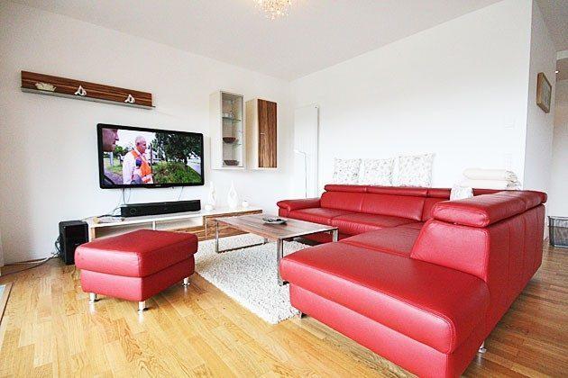 Wohnbereich - Penthouse Nautilus Ref: 96961-1 / Residenz im Kurpark