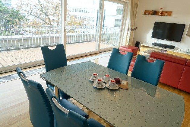 Wohn- / Essbereich - Penthouse Nautilus Ref: 96961-1 / Residenz im Kurpark