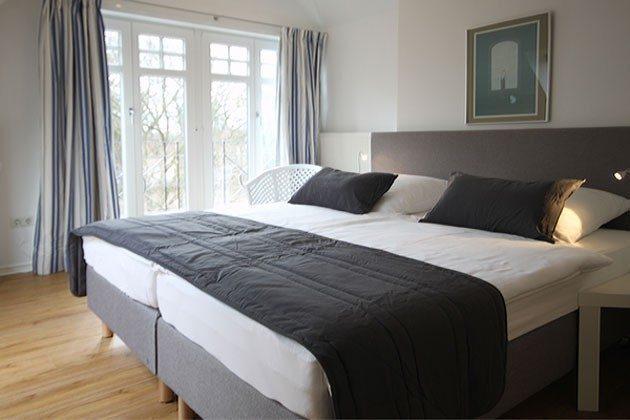 Schlafzimmer 2 - Ferienwohnung am Strand