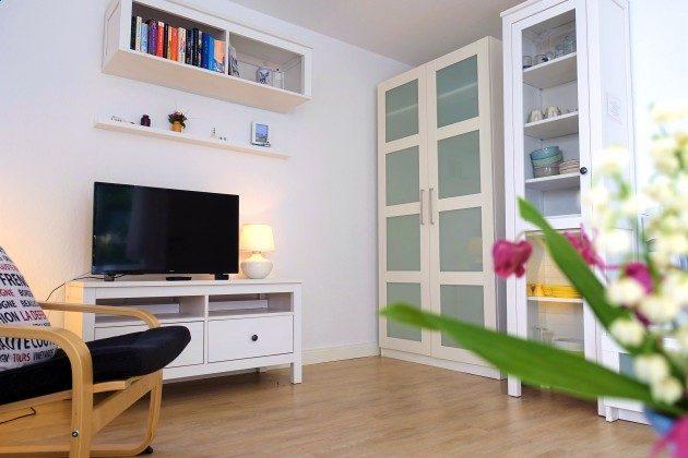 Wohn - Schlafzimmer mit TV Studio Strandlöper Ref: 164503