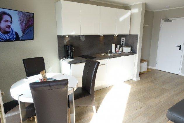 Küche-Essbereich Leuchtturmblick Ref. 2868