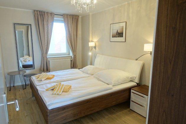 Schlafzimmer Leuchtturmblick Ref. 2868