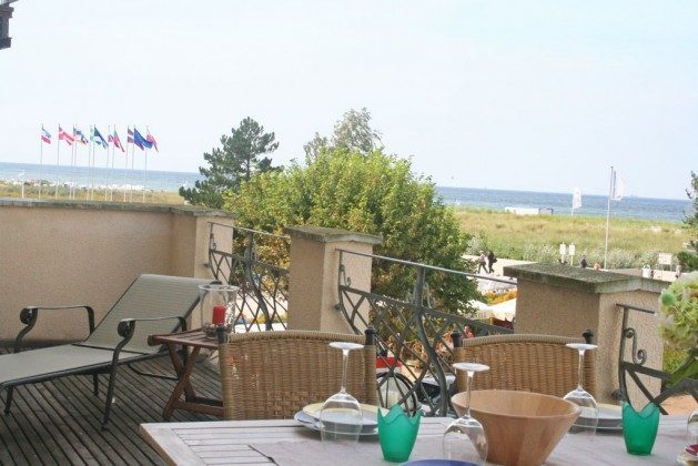 Terrasse - Warnemünde Villa Seestrand Ref: 42974 - 1
