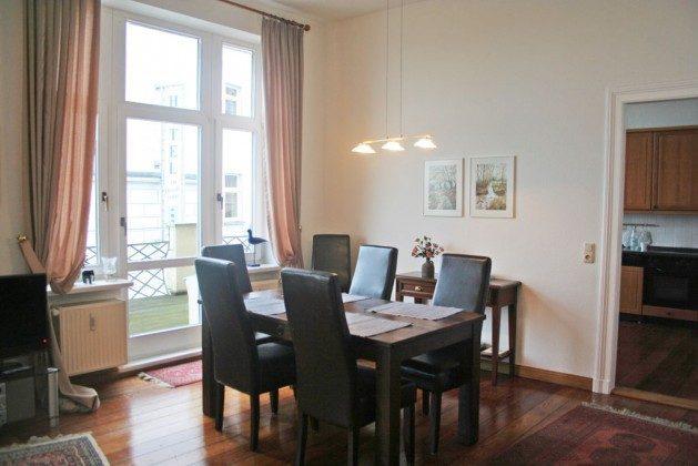 Essbereich - Warnemünde Villa Seestrand Ref: 42974 - 1
