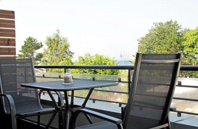 Balkon Fewo Seeblick 2 Ref: 50550-2