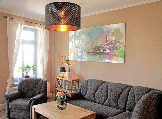 Wohnbereich Fewo Seeblick 2 Ref: 50550-2