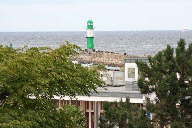 Leuchtturm - Warnemünde Ferienwohnung Ostseeblick Ref. 99783-2