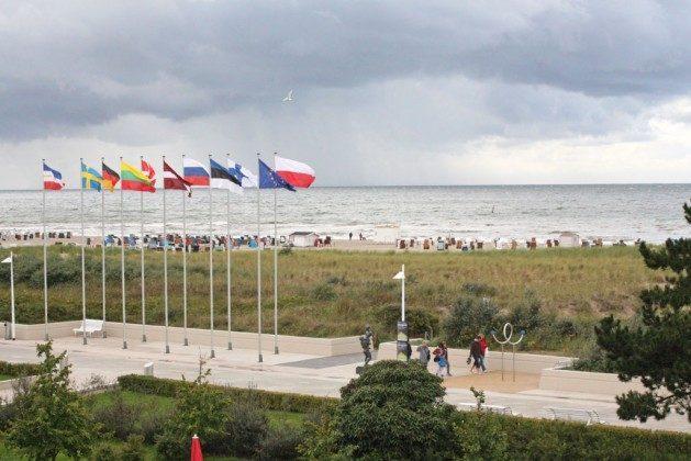 Strand - Warnemünde Ferienwohnung Ostseeblick Ref. 99783-2