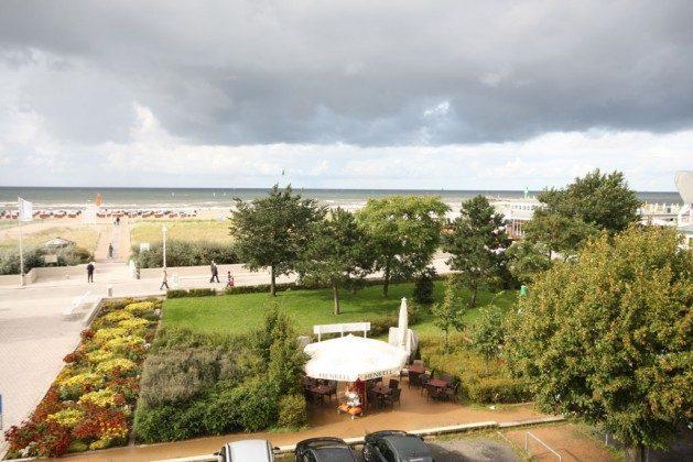 Ausblick - Warnemünde Ferienwohnung Ostseeblick Ref. 99783-2