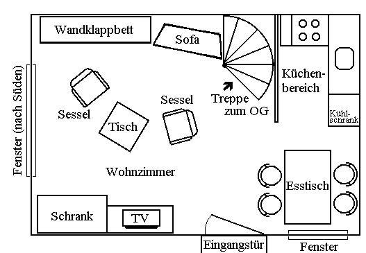 Untergeschoss Warnemünde Ferienwohnung Ref 109864 - 1