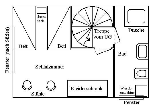 Obergeschoss Warnemünde Ferienwohnung Ref 109864 - 1