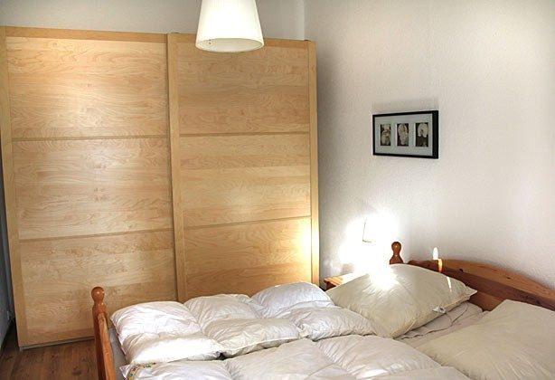 Schlafzimmer Warnemünde Ferienwohnung Dustin Ref: 120070-1