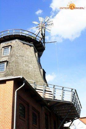 Alte Mühle Warnemünde Ferienwohnung Blaue Brise