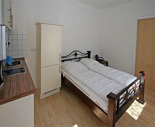 Warnemünde Apartment Wohnraum