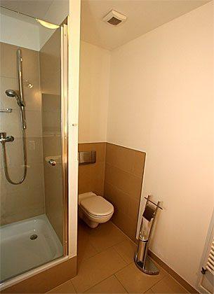 Warnemünde Apartment  Badezimmer