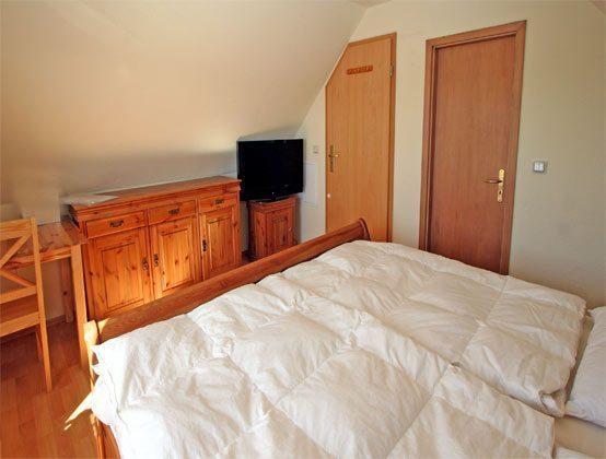 Ferienwohnung Warnemünde Wohn-/Schlafraum