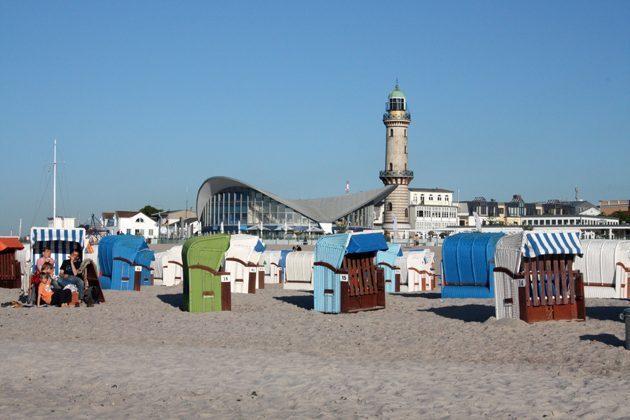 Ferienwohnung Warnemünde Strand