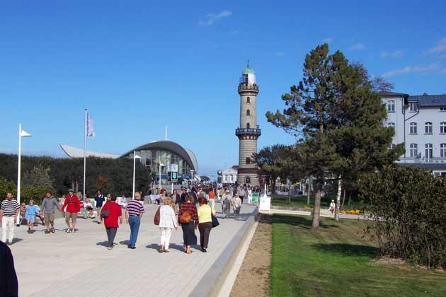 Ferienwohnung Warnemünde Promenade