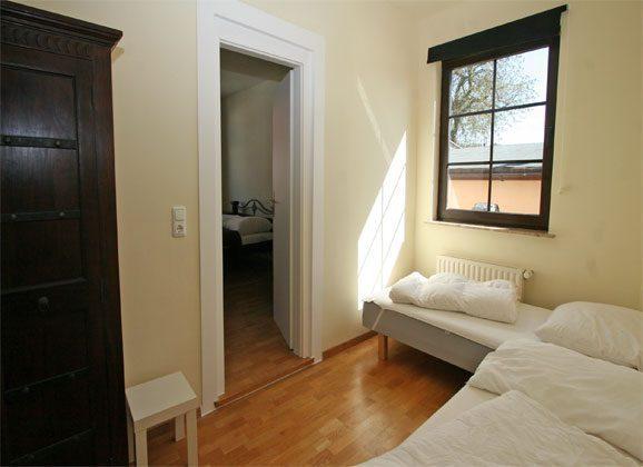 Apartmenthaus Warnemünde Schlafzimmer