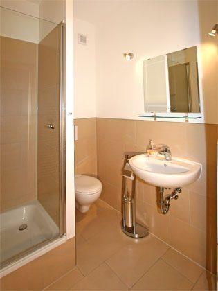 Apartmenrhaus Warnemünde Badezimmer