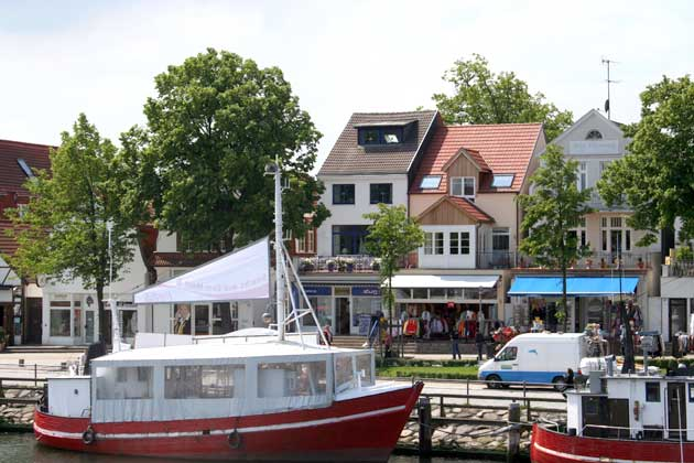 Apartmenrhaus Warnemünde