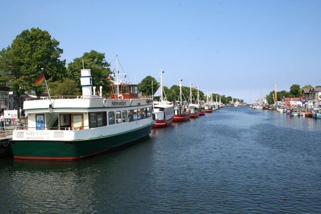 Warnemünde Alter Strom
