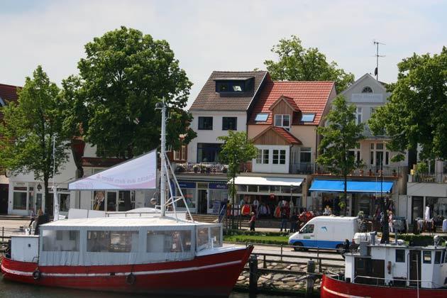 Am alten Strom Fischerhus Strandidyll Warnemünde