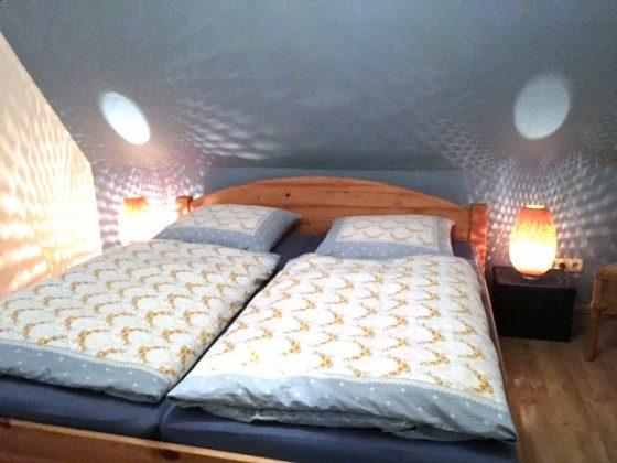 Schlafzimmer Warnemünde Ferienwohnung in der Gartenstraße