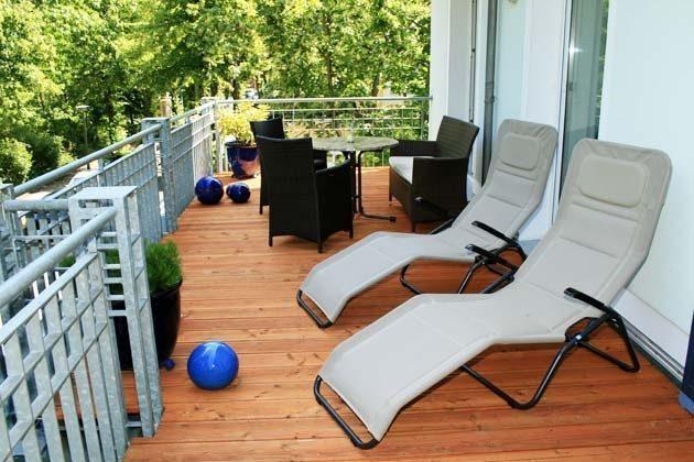 Balkon Ferienwohnung Apartment 9 Ref: 158772-1