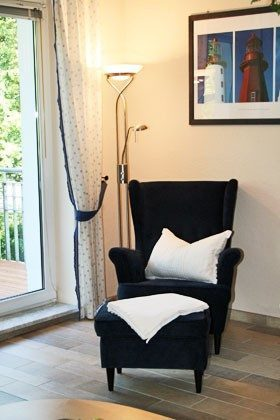 Leseecke Ferienwohnung Apartment 9 Ref: 158772-1