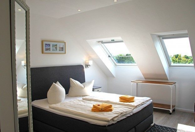 Schlafbereich 1 Warnemünde Luxus Penthouse Panoramablick  Ref: 169242