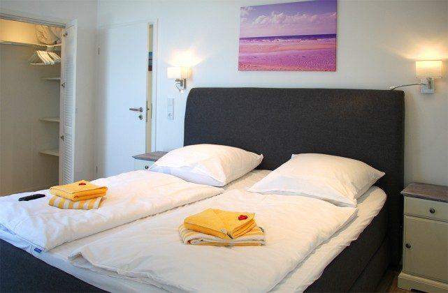 Schlafbereich 2 Warnemünde Luxus Penthouse Panoramablick  Ref: 169242