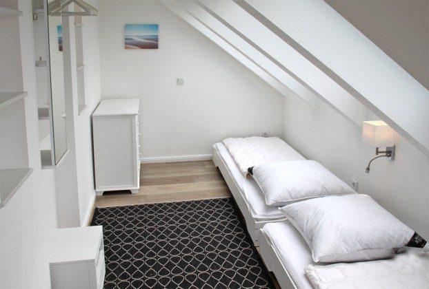 Schlafbereich 3 Warnemünde Luxus Penthouse Panoramablick  Ref: 169242