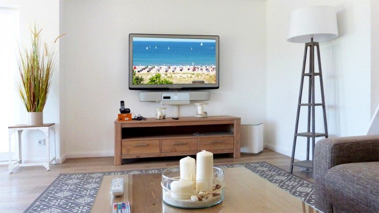 TV-Bereich Warnemünde Luxus Penthouse Panoramablick  Ref: 169242