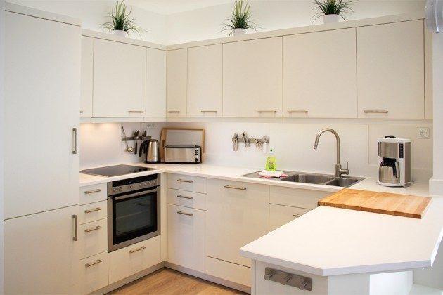 Küche Warnemünde Luxus Penthouse Panoramablick  Ref: 169242
