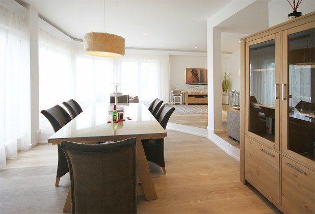 Essbereich Warnemünde Luxus Penthouse Panoramablick  Ref: 169242