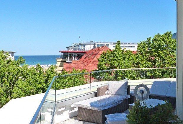 Terrasse Warnemünde Luxus Penthouse Panoramablick  Ref: 169242