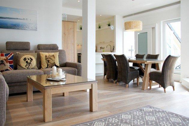 Wohn- und Essbereich Warnemünde Luxus Penthouse Panoramablick  Ref: 169242