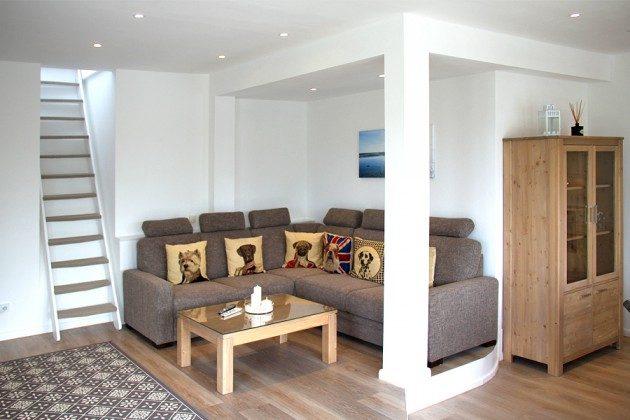 Wohnbereich Warnemünde Luxus Penthouse Panoramablick  Ref: 169242